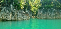 Cheow Lan Stausee