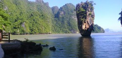 Phangnga Bay, James Bond Island