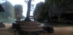 Phangnga Bay, James Bond