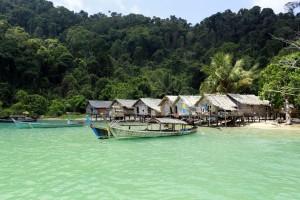 Moken Village Surin