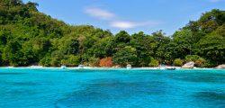 Honeymoon Beach Koh Miang